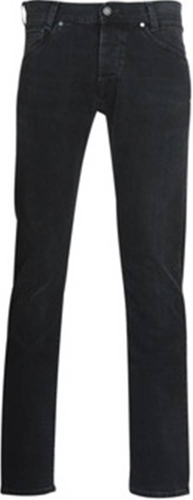 pepe jeans Pepe jeans Rifle rovné SPIKE Černá