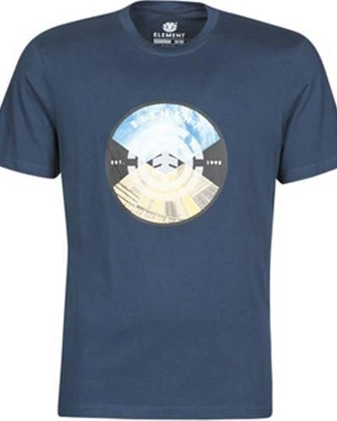 Modré tričko Element