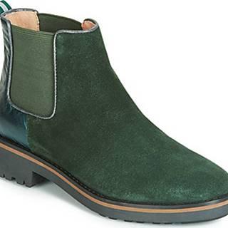 Karston Kotníkové boty ONKIX Zelená