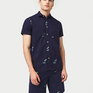 O'Neill Palm All Over Košile Modrá