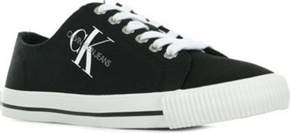 calvin klein jeans Calvin Klein Jeans Tenisky Diamante Černá