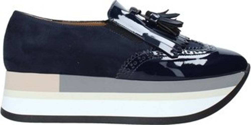 Grace Shoes Grace Shoes Street boty 331016 Modrá