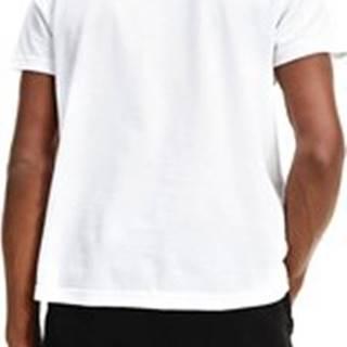 Tommy Hilfiger Trička s krátkým rukávem MW0MW13326 Bílá