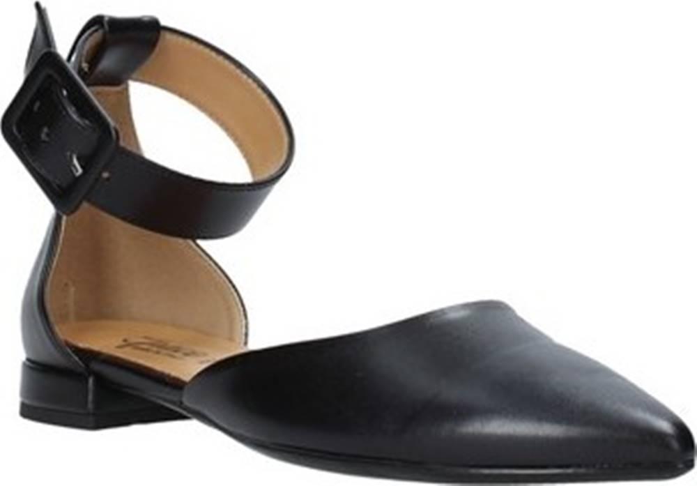Grace Shoes Grace Shoes Sandály 521T021 Černá