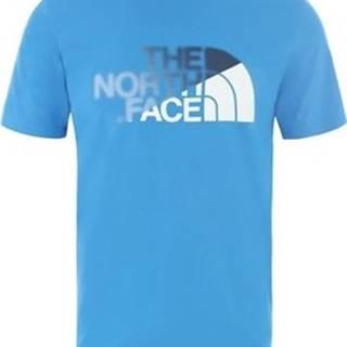 The North Face Trička s krátkým rukávem NF0A4M6OMF71 Modrá
