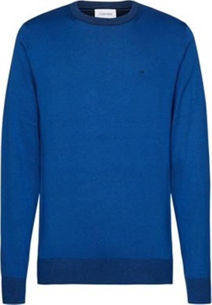 calvin klein jeans Calvin Klein Jeans Svetry K10K104920 Modrá