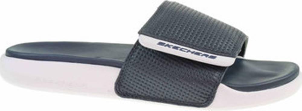 Skechers Skechers Boty do vody Gambix 2.0 navy-white Modrá