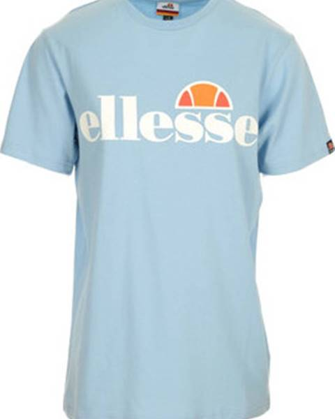 Ellesse Trička s krátkým rukávem Albany Tee Wn's Modrá