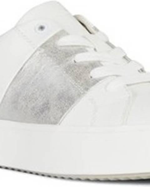 Bílé tenisky geox