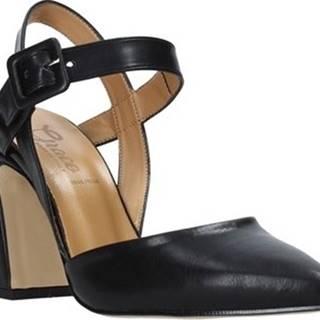 Grace Shoes Sandály 962G006 Černá