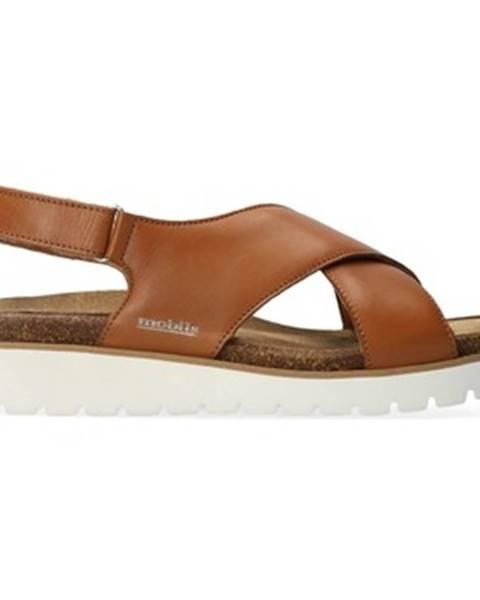 Hnědé sandály Mephisto