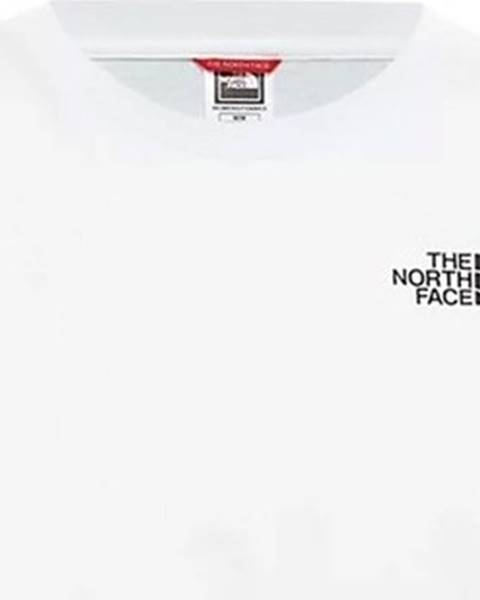 Bílý top The North Face