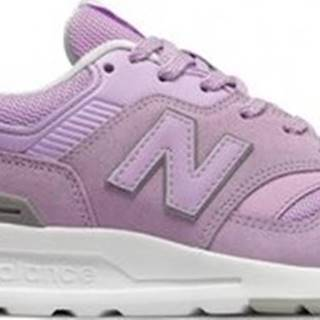 New Balance Tenisky NBCW997HCC Růžová