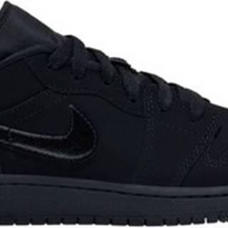 Nike Tenisky Air Jordan 1 GS Černá