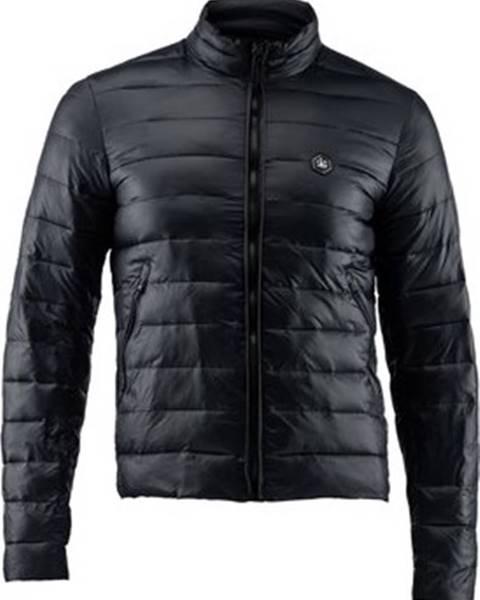 Černá bunda LUMBERJACK