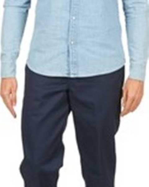 Modré kalhoty Dickies