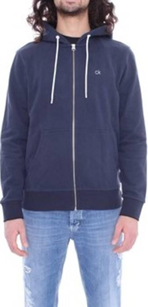 calvin klein jeans Calvin Klein Jeans Mikiny K10K104952 Modrá