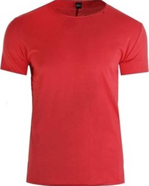 Červené tričko Replay
