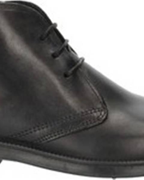 Černé boty Enval