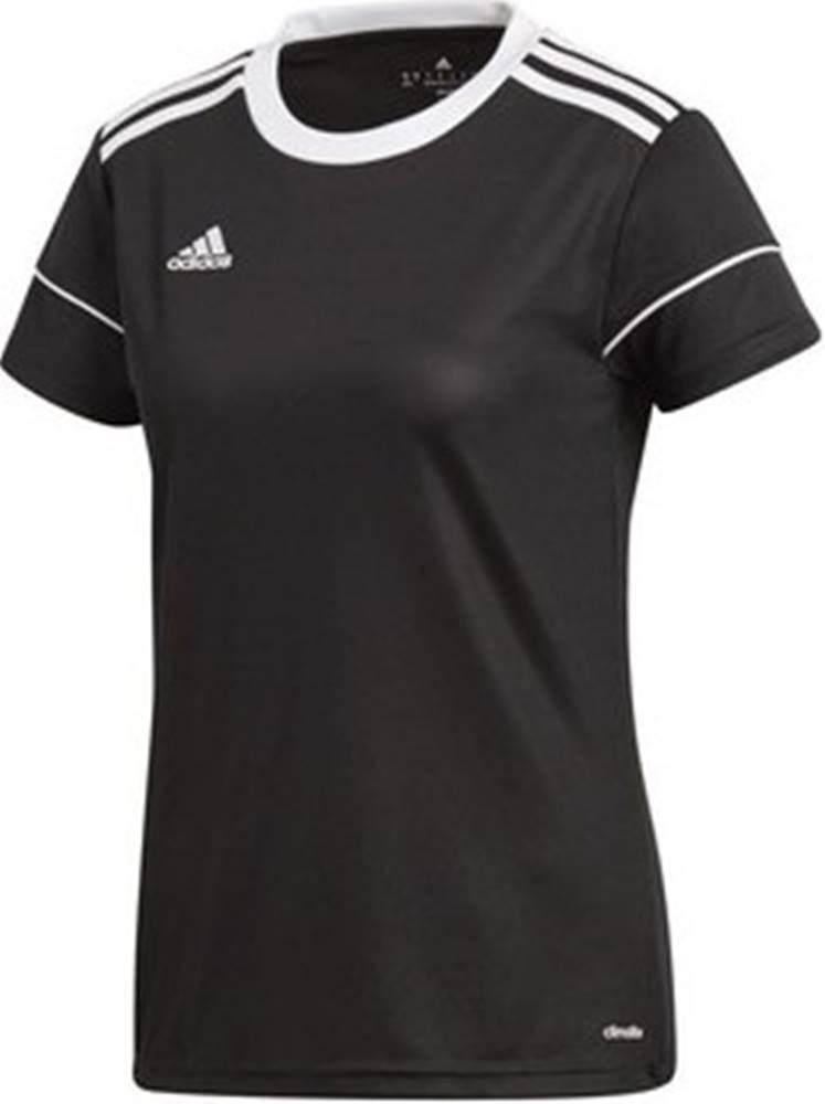 adidas adidas Trička s krátkým rukávem Squadra 17 Černá