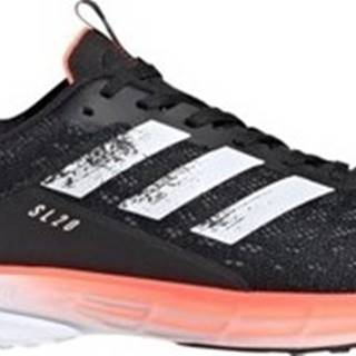 adidas Běžecké / Krosové boty SL20 Černá
