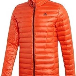 adidas Prošívané bundy Varilite Down Oranžová