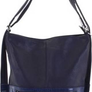 Romina Co. Bags Tašky přes rameno Dámská kabelka batoh tmavě modrá - Romina Lazy ruznobarevne