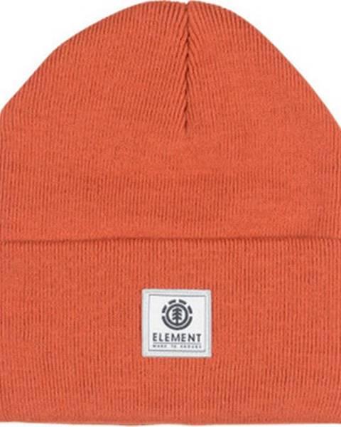Oranžová čepice Element