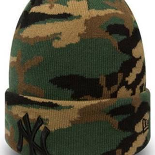 New-Era Čepice Esnl camo knit neyyan ruznobarevne