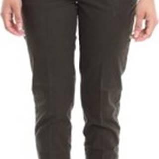 Tommy Hilfiger Oblekové kalhoty WW0WW26785 Zelená