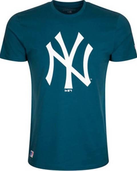 Modré tričko \New Era