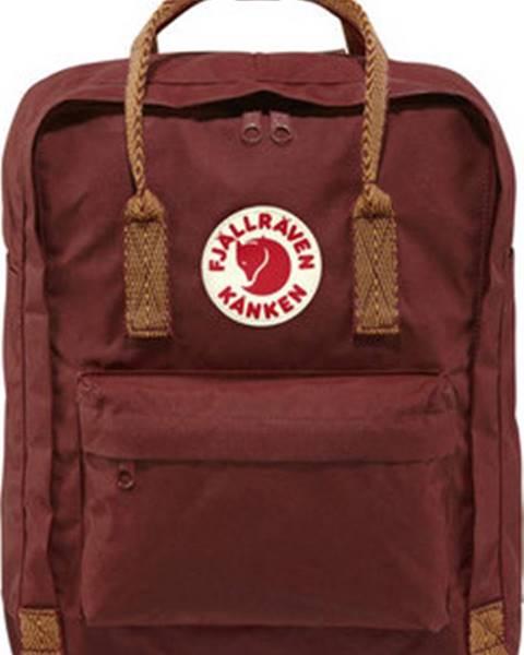 Červený batoh Fjällräven