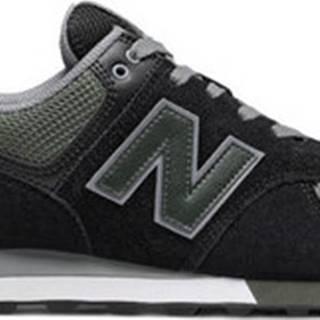 New Balance Tenisky Ml574 d Černá