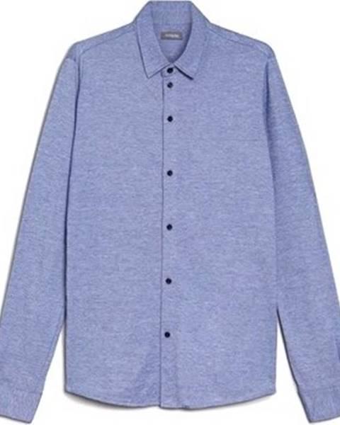 Modrá košile Nero Giardini