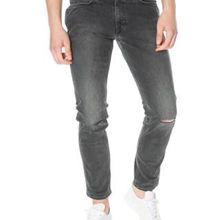 Jeans Černá