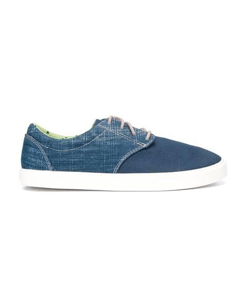 Modré tenisky crocs