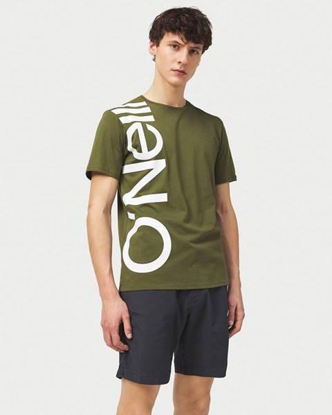 Zelené tričko o'neill