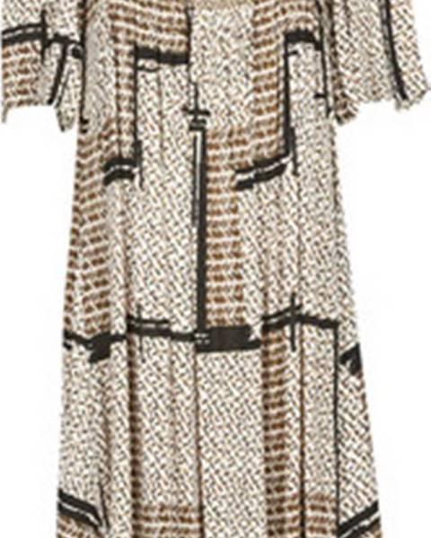 Béžové šaty Cream