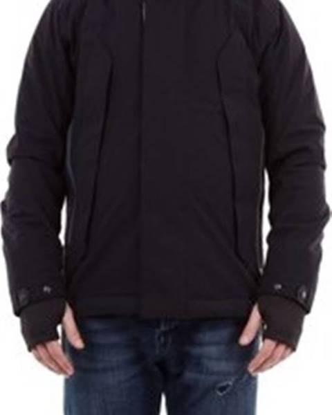 Černá bunda Krakatau