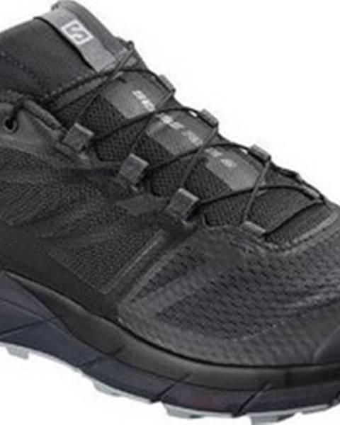 Černé tenisky Salomon