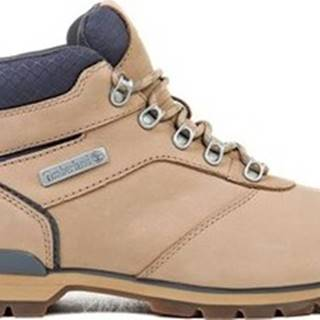 Timberland Kotníkové boty Splitrock 2 Béžová