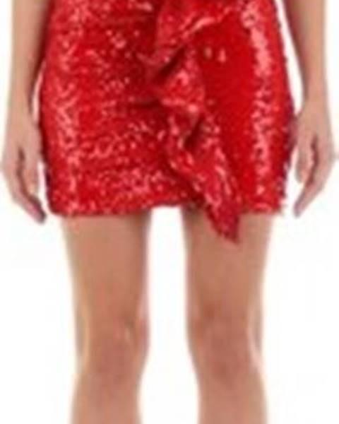 Červené šaty Aniye By