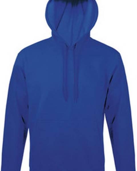 Modrá mikina Sols