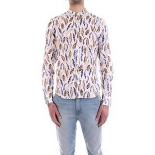 Yes Zee Košile s krátkými rukávy C506-U100 ruznobarevne