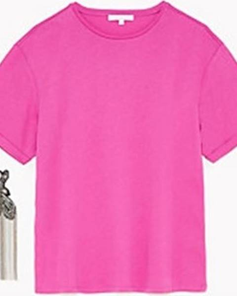 Růžový top Patrizia Pepe