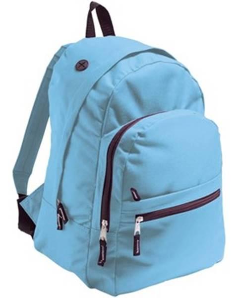 Modrý batoh Sols