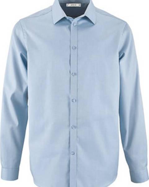 Modrá košile Sols