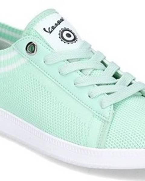 Zelené tenisky Vespa