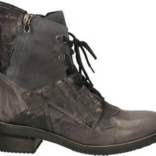 Clocharme Kotníkové boty 0803 COMB.D