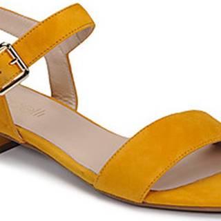 Fericelli Sandály MADDY Žlutá